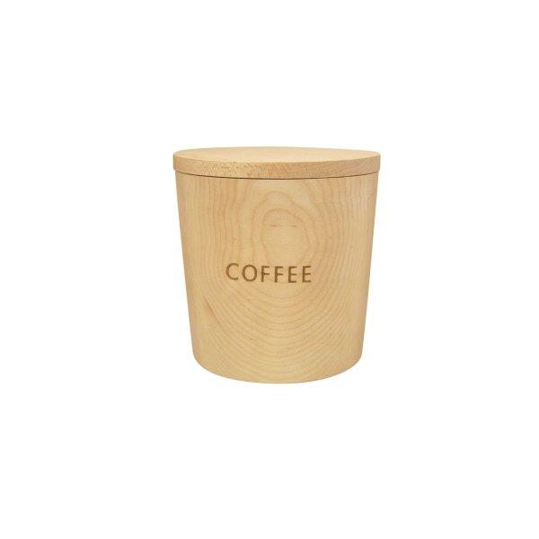 画像1: コーヒーキャニスター メープル