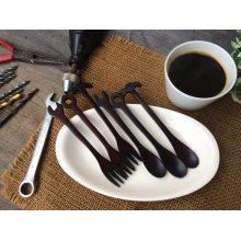 他の写真1: 工具カトラリー ハンマー スプーン
