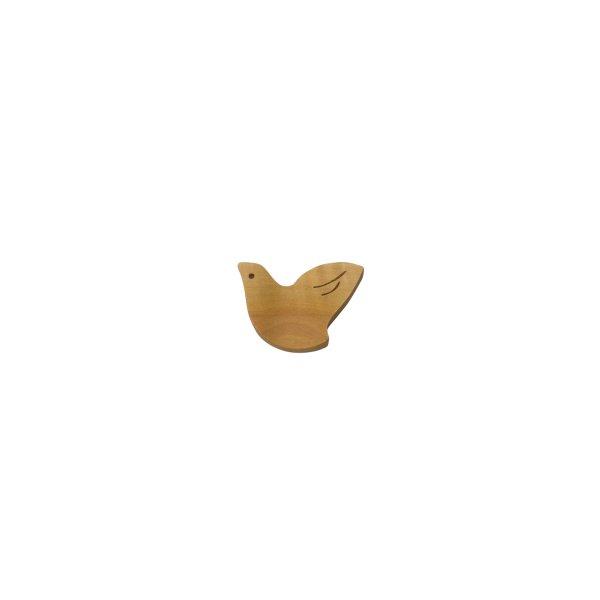 画像1: ハトの箸おき サオ材
